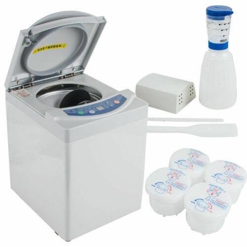 2850rmp Dental Lab Centrifuge Alginate Material Mixer Blender Algimax II GX300