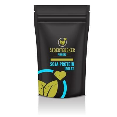 1kg  Soja Proteinpulver Eiweiß Isolat VEGANES PROTEINPULVER Nahrungsergänzung
