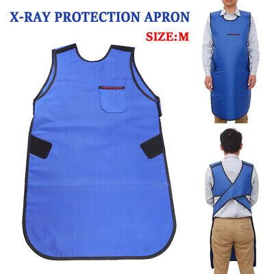 X-ray Protective Lead Apron Lead Vest 0.35 Mm Pb -medium Size Free Radiation Top