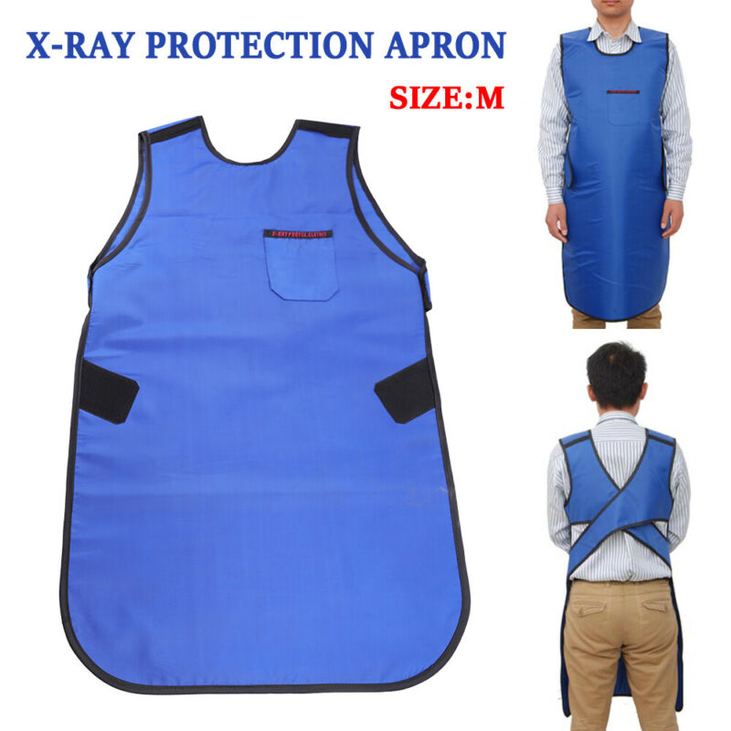 X-Ray Protective Lead Apron Lead Vest 0.35 mm Pb -Medium size Free Radiation TOP