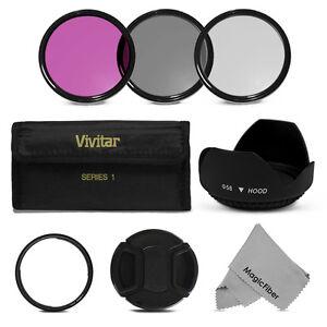 Canon SX50 Filter Accessories
