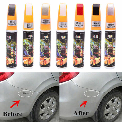 Universal Auto Car Care Coat Paint Pen Touch Up DIY Scratch Clear Repair Remover
