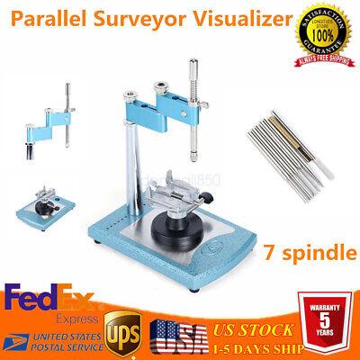 High Quality Dental Lab Adjustable Parallel Surveyor Visualizer Equipment