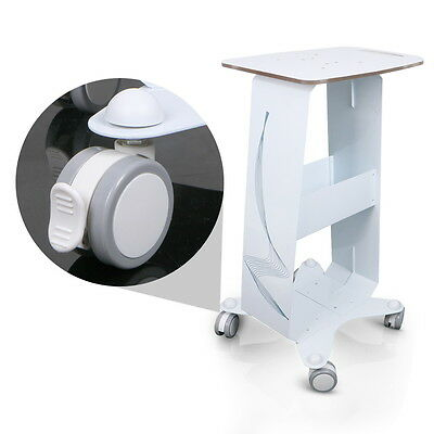 Cavitation Laser Machine Display Holder Stand Carts Beauty Salon Trolley Wheels