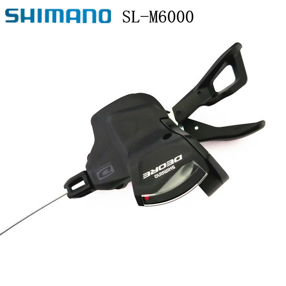 Shimano Deore SL-M6000 Shifters Mountain Bike MTB 3*10 Speed Lever Trigger