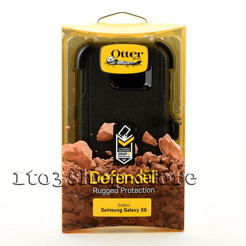 Otterbox Defender Rugged Hard Case Cover w/Belt Clip For Sam