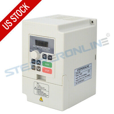 1.5kw 14a 110v 2hp Vfd Variable Frequency Drive Motor Inverter For Spindle Motor
