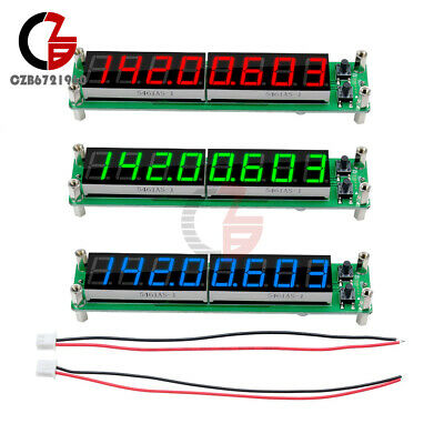 Rf Signal Frequency Counter Led Display Cymometer Tester 0.1-60mhz 20mhz2.4ghz