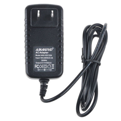 AC Adapter for Logitech mm50 M/N: 5-0173A S-0173A Speaker Dock Power Supply Cord