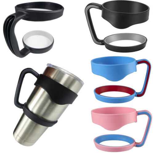 Replacement Cup Lid Straws Handle Holder Fits 20 30 Oz