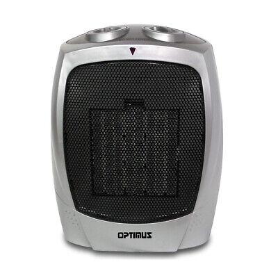 Optimus H7004 1500 Watt Portable Ceramic Space Heater