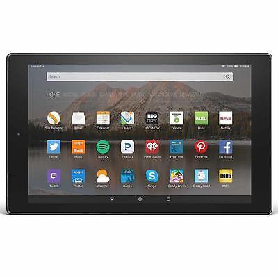 Amazon Kindle Fire HD 10 5th generation 16GB Wi-Fi 10.1in Black NEW Sealed