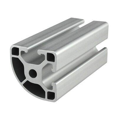 8020 T-slot 40 Series Quarter Round Aluminum Extrusion 40-4030-lite X 1830mm N