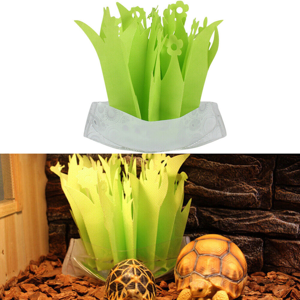 Reptile Fogger Green Leaf Humidifier Air Atomizer For Amphibians Reptile Box Ebay