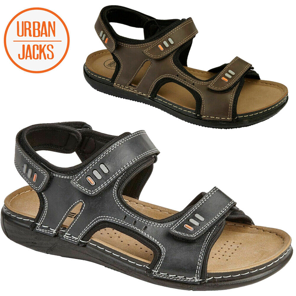 Men Casual Outdoor Hiking Sandals Open Toe Fisherman Beach Sports Shoes US 6-12