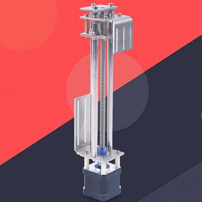 Cnc Z Axis Slide 3 Axis Engraving Machine 150mm Diy Milling Linear Motion Mini