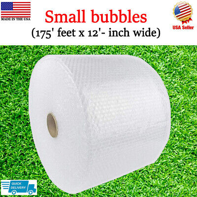 Bubble Wrap Roll - Cushioning Padding Small Air 316 175 X 12 Wide 175ft