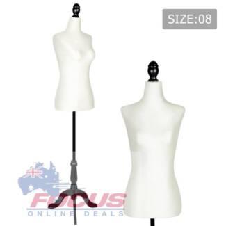 Female Mannequin Cloth Display Tailor Dressmaker Black