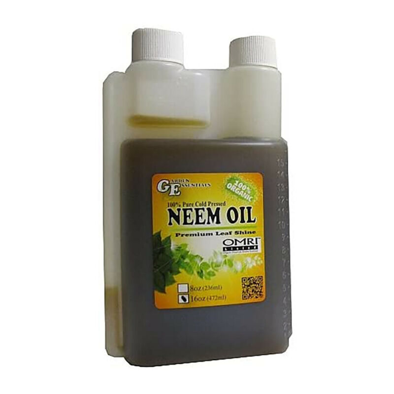 Garden Essentials CWNO16 Cold-Pressed Neem Oil for Natural Pest Control, 16oz