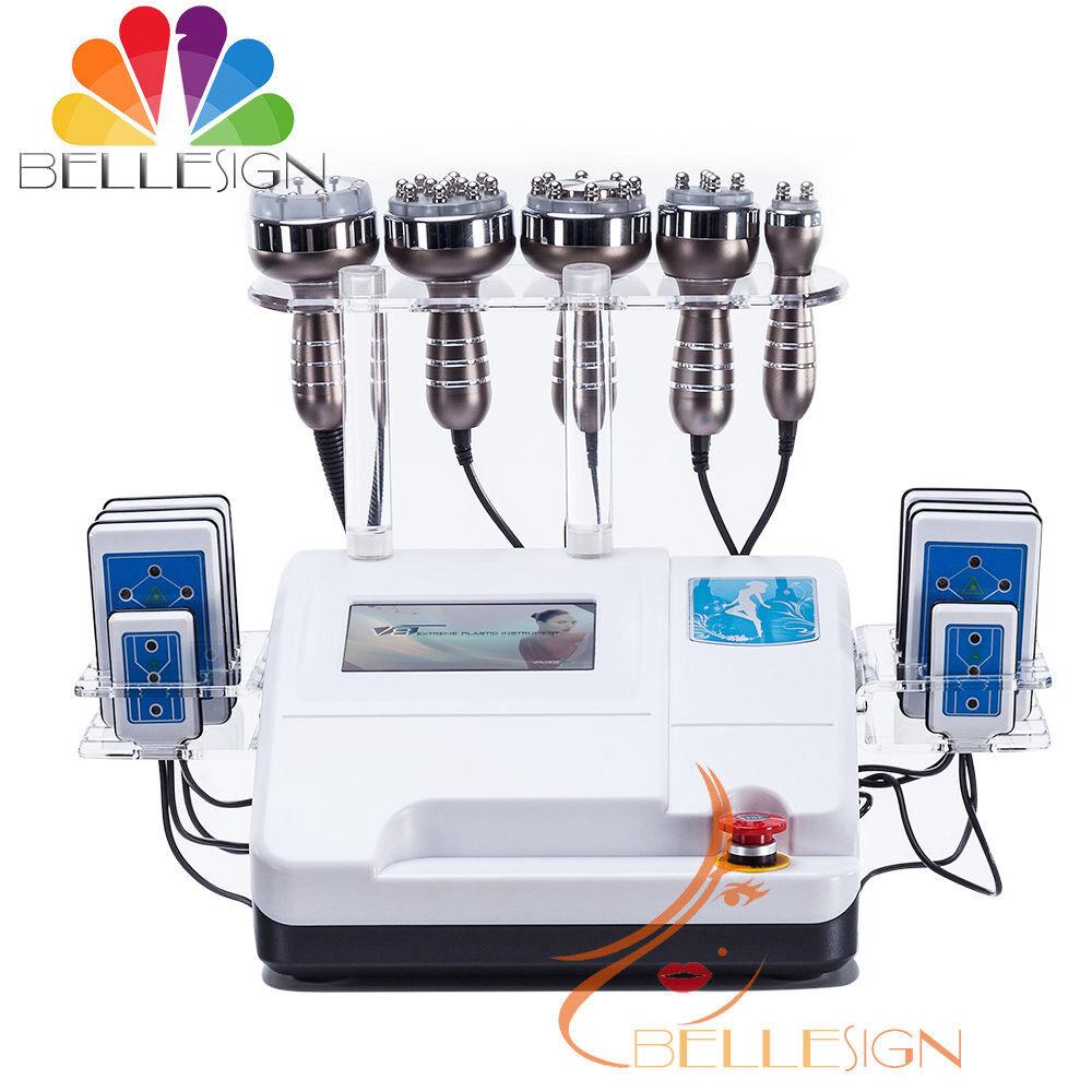 6in1 Ultrasonic Cavitation 40K Radio Frequency Vacuum RF