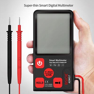 Acdc Digital Smart Multimeter True Rms Multimeter Measuring Voltag Tester D8j5