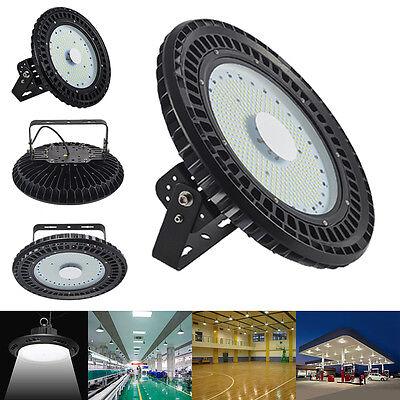 UFO LED Hallenleuchte 100W 150W 200W 250W Hallenbeleuchtung Industrie Lampe Weiβ - 250w Lampe