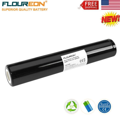 3.6V 3000mAh Ni-MH Flashlight Battery For Streamlight 75175