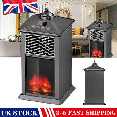 Automatic Constant Temperature Outdoor Safe Electric Heater Winter Patio Heater