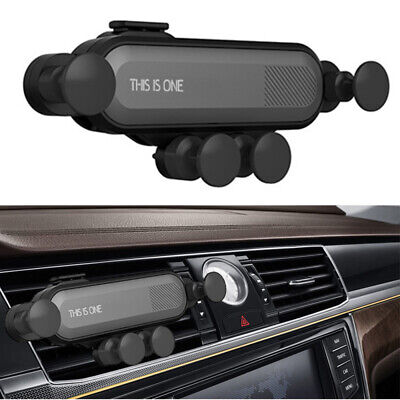 Best Auto Grip Car Air Vent Mount Gravity Holder Stand For