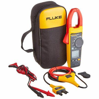 Fluke 376 Fc 1000 Amp Ac Dc True Rms Clamp Meter With Iflex Probe Bluetooth