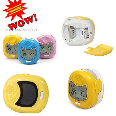 Fda Passed Led Fingertip Pulse Oximeter For Pediatricchildren Kids Oximetronew