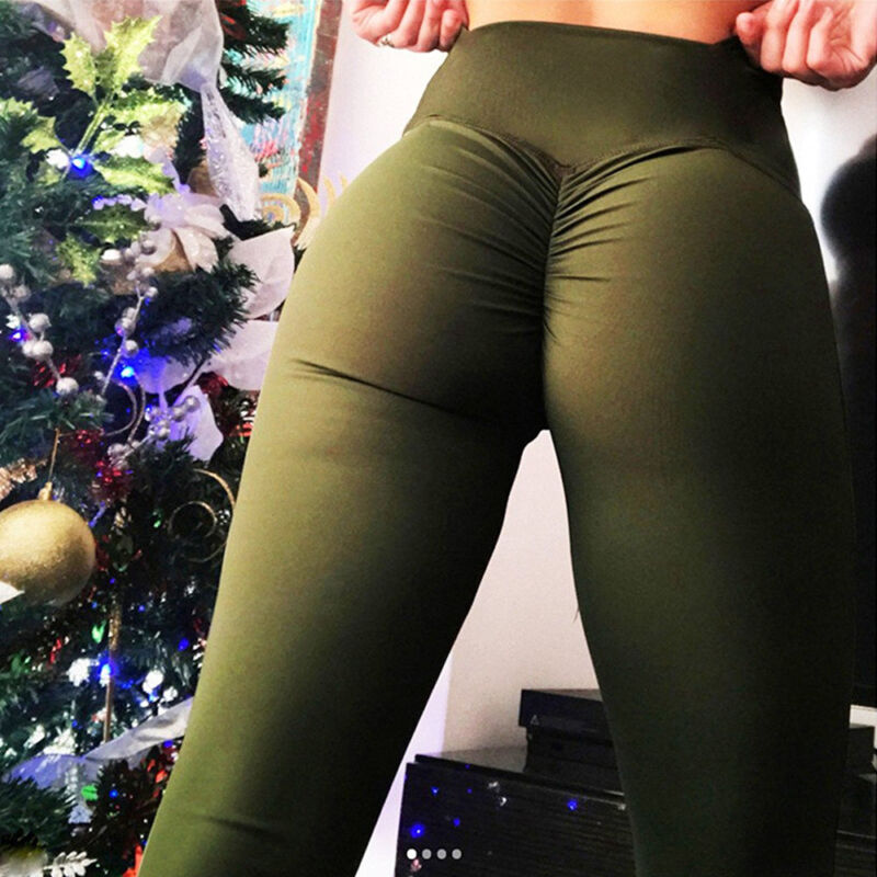 e9eceab3e6f0c Sexy butt lift up leggings for women, lifting yoga pants, gym tights,  skinny pants booty,also good for casual wear. Specifications: Brand: Fittoo  Size: S-XL