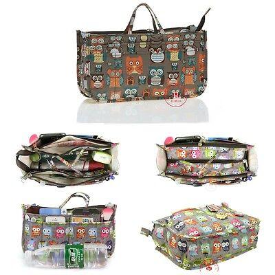 - Travel Handbag Women Men Makeup Case Cosmetics Organizer Pouch Bag in Bag