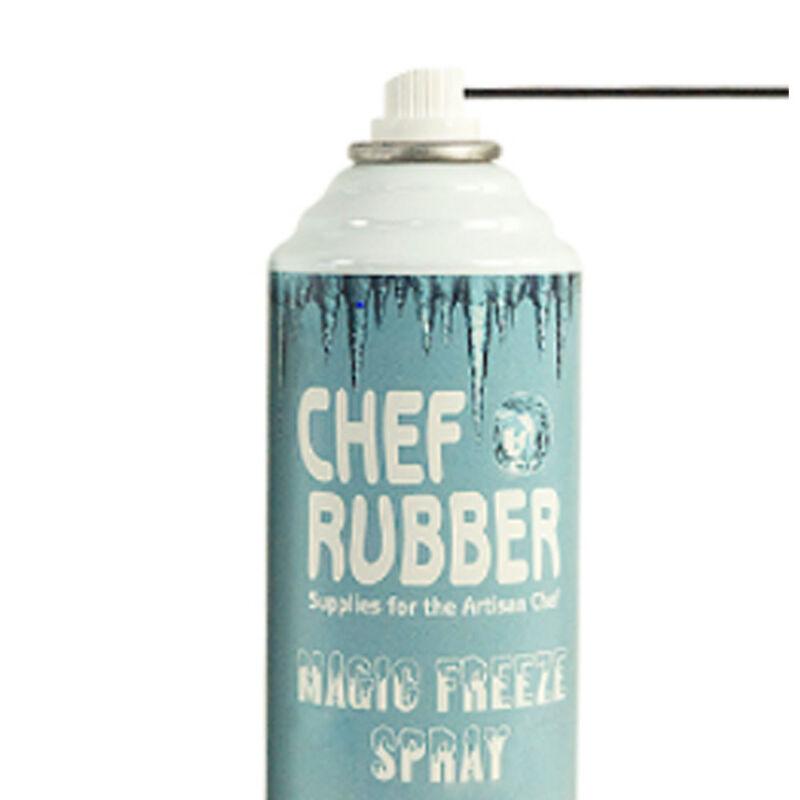 Chef Rubber Magic Freeze Spray 15 Oz (425 Grams)