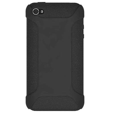 BLACK iPHONE 4S 4 4G SILICONE CASE RUBBER SOFT SKIN COVER for sale  Shipping to India