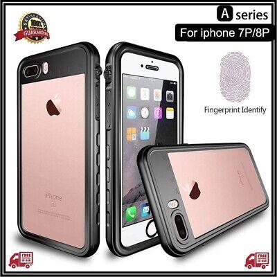 iPhone 7 Plus/8 Plus Waterproof Invalid, Underwater Full Sealed Cover Snowproof Sho