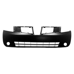 New Painted 2007 2008 2009 Nissan Quest Front Bumper