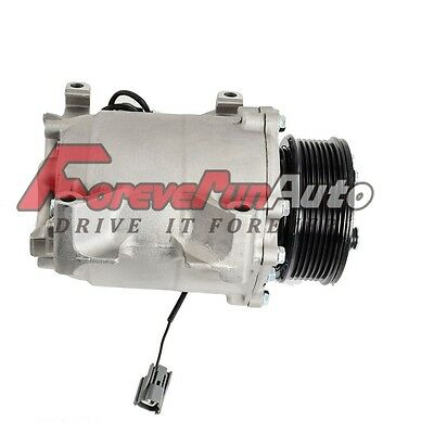 AC Compressor With Clutch A/C for 02-06 Honda CR-V CRV 2.4L 38810PNB006
