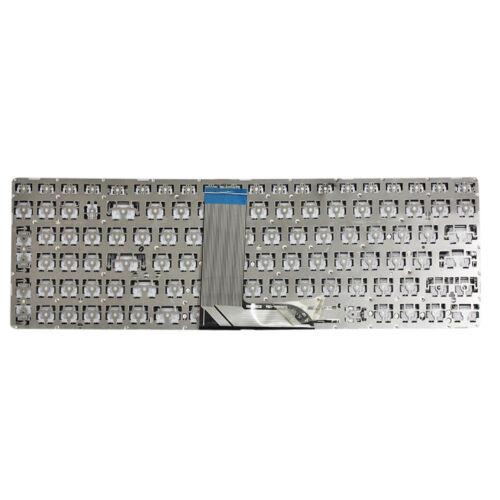 NEW For Lenovo YOGA 500-15IBD 500-15IHW Keyboard backlit Nordic No Frame