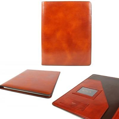 Bosca Model 922-27-o Old Leather Writing Pad Cover