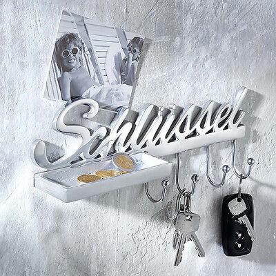 Wandhaken Schlüsselhaken Schlüsselbrett Schlüsselleiste Schlüsselkasten NEU
