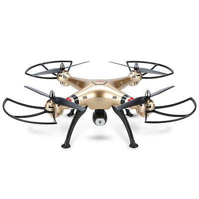 Syma X8HC 2.0MP HD Camera RC Quadcopter RTF Altitude Hold & Headless CLEARANCE