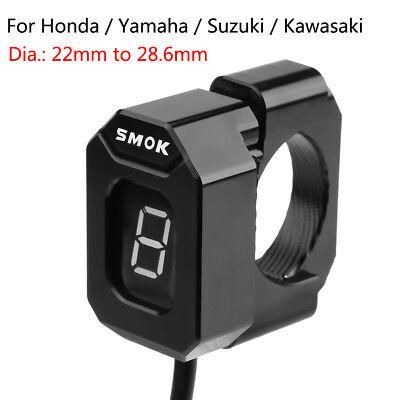 - Universal Motorcycle Speed Gear Indicator Display Stand Holder for Honda Yamaha