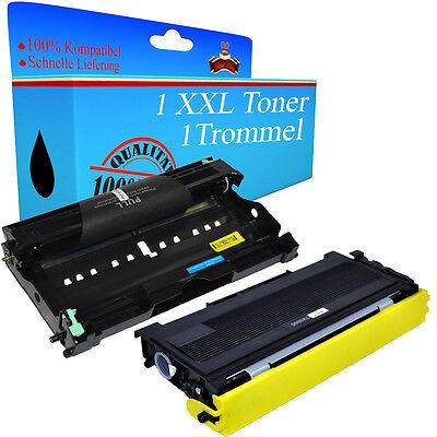 Trommel & Toner für Brother HL-2030 MFC-7820N DCP-7010 MFC-7420 TN 2000 DR 2000 online kaufen