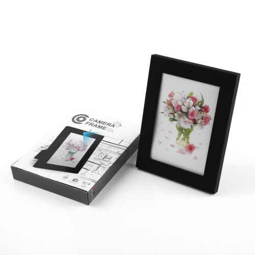 720p Mini Dv Photo Frame Home Hidden Spy Camera Audio Recorder