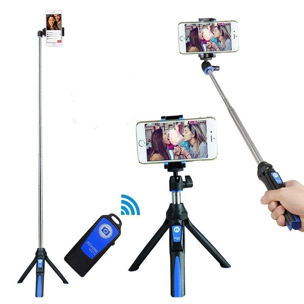 BENRO Handheld Tripod 3 in 1 Self-Portrait Monopod Phone Sel