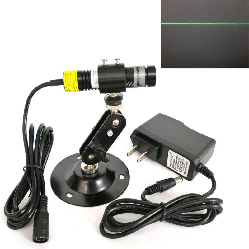 1668 520nm 80mW Green Line Generator Laser Diode Module Sawmill Alignment