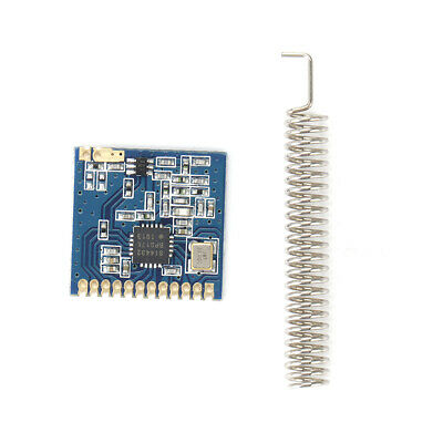Lora Long Range Rf Wireless Power Mental Module 5km Xl4332 For Arduino