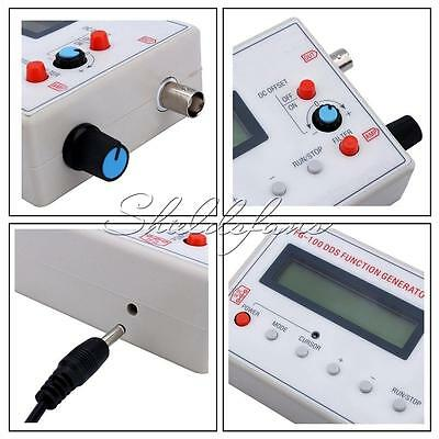 1HZ-500KHz DDS Signal Generator FG-100b Frequency Sine Square Triangle Wave