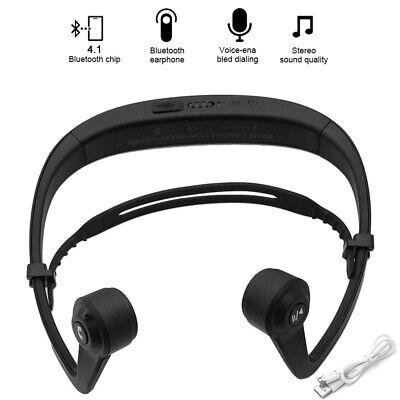 BEST Conduction Bluetooth Wireless Headphones Sport Earphones for Samsung
